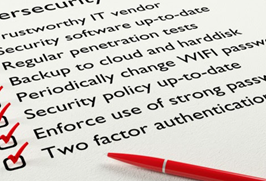 Basic cybersecurity starts with strong passwords, multifactor authentication and robust user policies