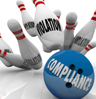 Compliance with HIPAA rules  significantly reduces HIPAA violations