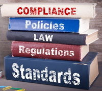 Virtually every business is governed by at least one set of regulations