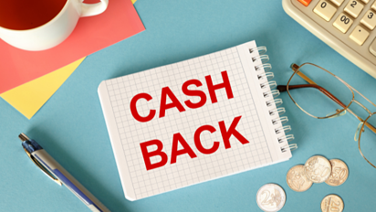 Customer reward programs offer discounts and cash back to loyal customers
