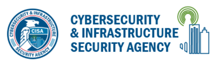Cybersecurity & Infrastructure Security Agency logo