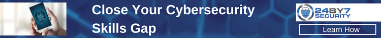 Cybersecurity Training CTA Banner