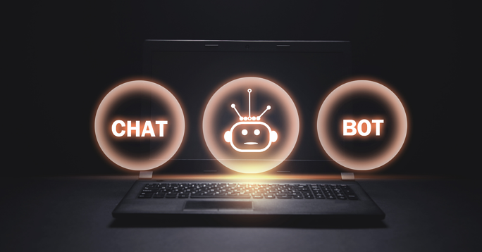 Most of us are familiar with chatbots, those robotic chat features that pop up on websites to answer questions or solve problems, or sometimes just annoy us.