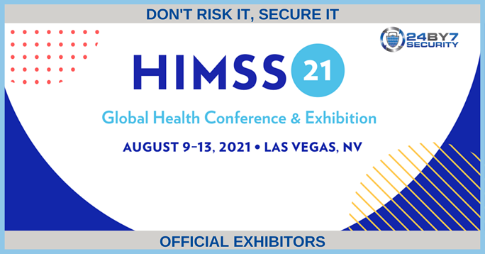 The security and information technology event of the year in the healthcare industry, HIMSS21 is taking Las Vegas by storm this week, August 9-13, 2021.