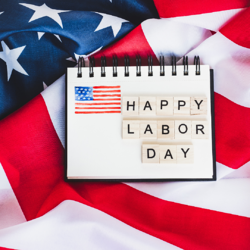 Labor Day honored the national labor movement