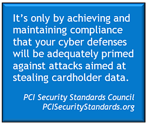 PCI Security Standards Council urges all merchants to become compliant