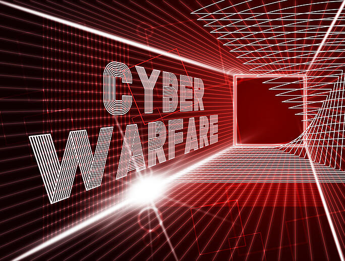 Political tensions trigger Cyber warfare - blog from 24By7Security