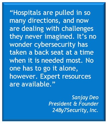 Sanjay Deo Hospital quote