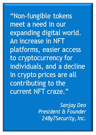 Sanjay quote for blog
