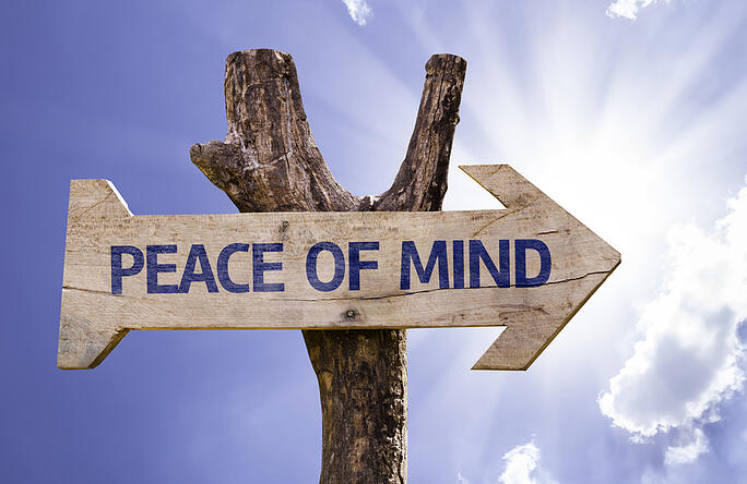peace of mind - review your policies and procedures annually - blog from 24By7Security