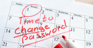 Time to change password every year to avoid cyber attacks
