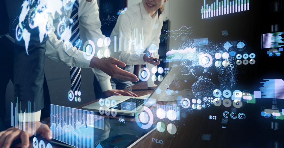 Without data analytics, IT professionals can be overwhelmed by masses of cybersecurity data