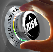 You may choose to address various risks differently, depending on severity and priority