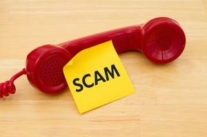calling scam