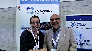 Andrea Richard and Lenny Chesal chat ITPalooza 2019