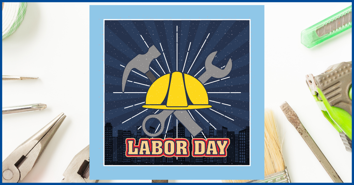 how do Labor Day and the Dept. of Labor relate to each other? Which came first? What's this cybersecurity milestone all about?