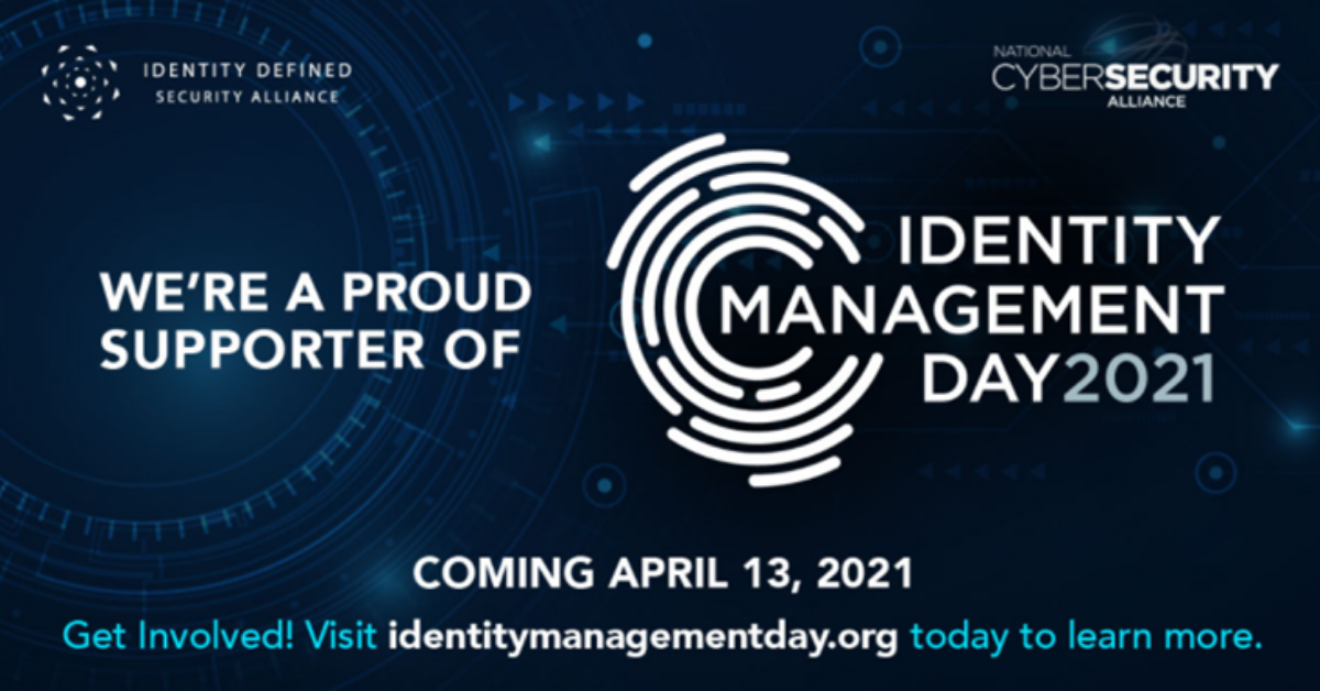 Identity Theft and ID Management Day 2021