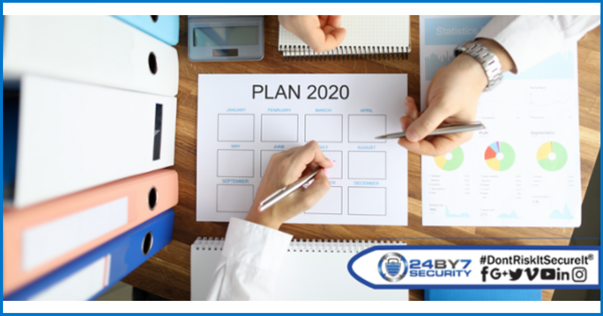 Incident response plan Foresight 2020 24by7Security