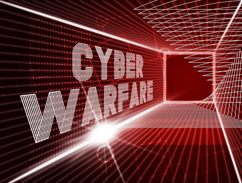 Political Tensions Trigger Cyber Warfare