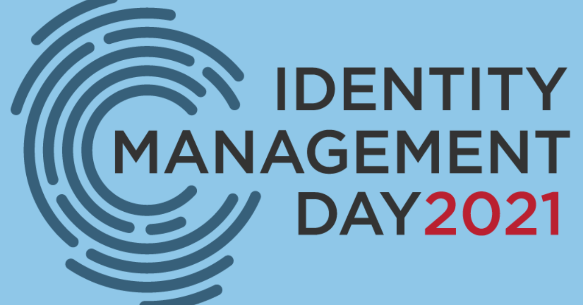 Today Marks Inaugural Identity Management Day!